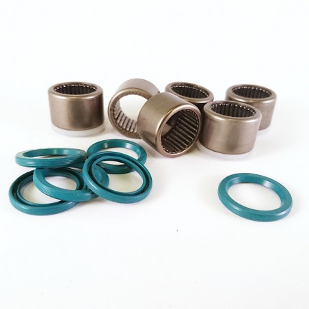 Linkage full complement bearing and seal set